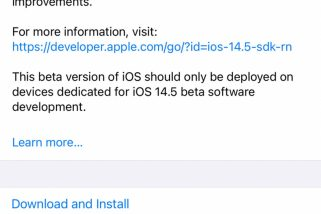 Apple Releases iOS 14.5 Beta 8 and iPadOS 14.5 Beta 8 [Download]