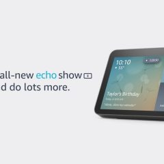 Amazon Unveils New Echo Show 8 With Pan and Zoom, Cheaper Echo Show 5 With HD Camera, More [Video]