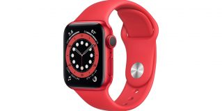 Apple Watch Series 6 (Red) On Sale for $120 Off [Deal]