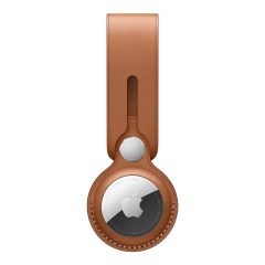 Apple AirTag Leather Loop On Sale for 10-11% Off [Deal]