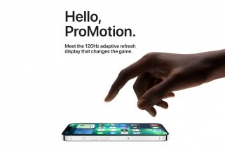 Developers Will Be Able to Take Full Advantage of ProMotion on iPhone 13 Pro With Plist Entry